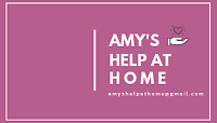 GENERAL HELP - Amy's Help at Home
