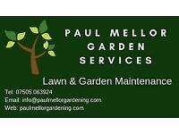 Garden Services / Maintenance in Moffat & Dumfriesshire - Lawn Mowing, Hedges, Weeding, Pruning