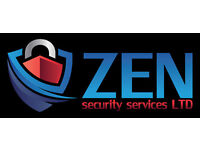Security Company Offering Manned Guarding Services.