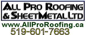 Flat and Shingled Roofing — over 40 years of Pro Experience! London Ontario image 1