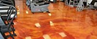 Epoxy Flooring Starting at $3 /sqr ft **Show Room Floors**