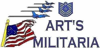 Art's Militaria and Memorabilia