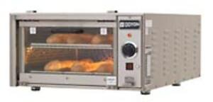 $Doyon Jetair  Pizza Oven and 3 levels rotating Pizza display++$