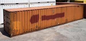 Used 40' shipping containers from $1,980.00 Narangba Caboolture Area Preview