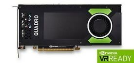 NVIDIA QUADRO P4000 Graphics Card Brand new boxed