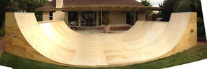 Skate Ramps by Pro Contractors