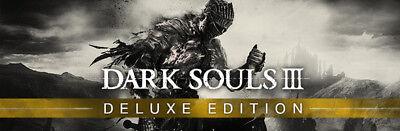 DARK SOULS III 3 Deluxe Edition Steam Key (PC) - REGION FREE - comprar usado  Enviando para Brazil