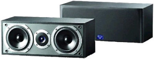 Cerwin vega centre channel speaker