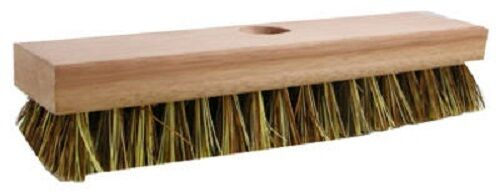 Quickie 2 Pack, 223T Professional Wood Block Deck Scrub Brush