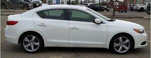 2014 Acura ILX White Sedan