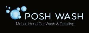 HAND CAR WASH & DETAILING - POSH WASH MOBILE Mordialloc Kingston Area Preview
