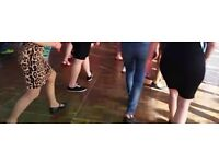 Strolls Dance and Afternoon Tea (1950's non partner dancing)