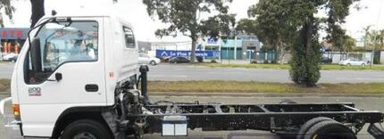 2005 Isuzu NPR 200 Cab Chassis Rent To Own from $286 West Footscray Maribyrnong Area Preview