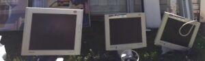 """Samsung 15 """" monitors"""