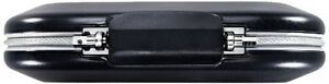 Master Lock SafeSpace Portable Safe, Gunmetal Grey, 5900D, Personal Security
