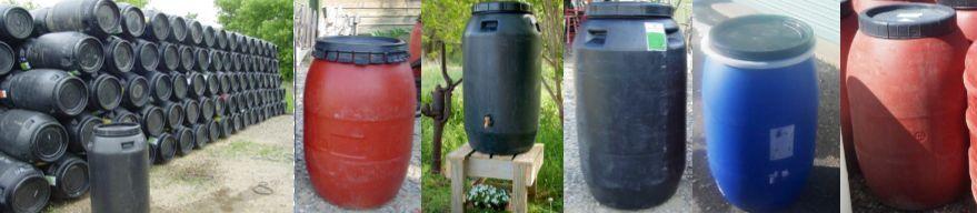 Green Heron Barrels