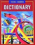 Book For sale: Young Canada Dictionary - Third Edition/Nelson