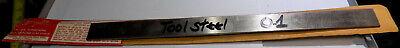 New Warplis O-1 O1 Tool Steel Ground Flat Stock 18 Thick X 1 Wide X 14 Long