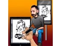 CARICATURIST/DIGITAL CARTOONIST/CREATIVE ENTERTAINMENT FOR YOUR EVENT!