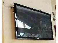 Samsung 42 inch plasma freeview tv