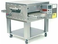 MIDDLEBY MARSHALL - PS536 20 INCH GAS OVEN & COMPLETE PIZZA SHOP EQUIPMENT PACKAGE