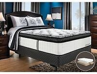 HUGE SALE MATTRESS AND BOXSPRINGS!