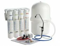 Vectapure 360 4 Stage 75gpd Quick Change Reverse Osmosis System