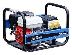 Brand new SDMO HX 3000 TB UK