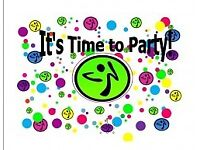 ZUMBA Fitness Party - 1.5hr class!