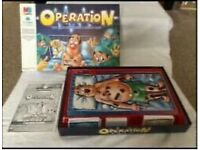 Operation game was £20 now £15