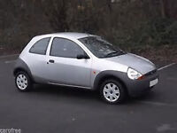 2005 FORD KA 3 DOOR HATCHBACK, 1 OWNER, IDEAL 1ST CAR, S/HISTORY, LONG MOT CHEAP TAX.