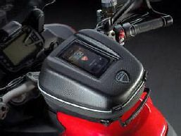 2015 Ducati Multistrada Pocket Tank Bag 96780261B