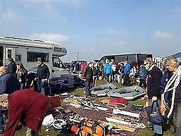 Fishing Tackle, Chandlery & Antifoul at the Solent Boat Jumble Sunday 13th May