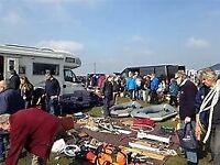Fishing Tackle, Chandlery & Antifoul at the Solent Boat Jumble Sunday 13th May