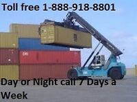 Owen Sound Shipping Containers 20' & 40' Ideal for Storage!