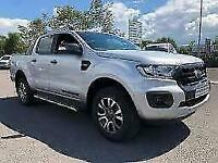 FORD RANGER WILDTRACK 2.0 AUTO 10 SPEED NEW 2020/70 PLATE PRE REG WITH 0 MILES
