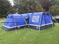 52a7dda7386 Hi Gear Kalahari 8 Tent + Porch and Footprint
