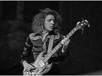 Bass Player Required (Jack Bruce,Jamerson, Entwistle)