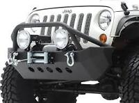 "SWEET 3"" FABTECH Jeep Lift w/ front & rear Bumper pkg deal!!"