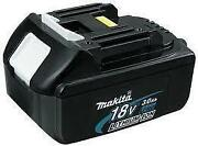 Makita 18V Li-ion Battery