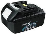 Makita 18V Li-ion Battery