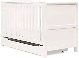 Mothercare Chiltern Sleigh Cot Bed