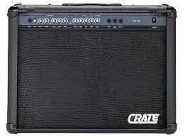"""Crate GX212, 2 x 12"""", combo guitar amp, 120 watts (solid state)"""