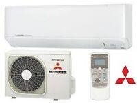 Mitsubishi Heavy Industries SRK-ZMP 2.5 kw Wall Air Conditioning Standard Inverter