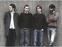Tonight - Sept 20! London! Sigur Ros! Good tickets! I am sad they will be wasted
