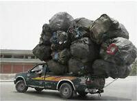 Dump runs , garbage removal., furniture removal Garage clutter