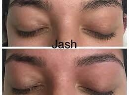 Jash Eyebrow threading, Tinting and Henna Tattoo