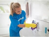 Experienced cleaner available in East End Glasgow