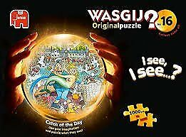A Wasgij Original Concept Jigsaw Puzzle #16 Catch of the Day