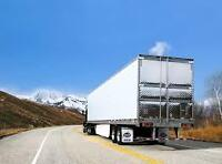 A-Z Driver Needed - NEW TRUCK & NEW TRAILER